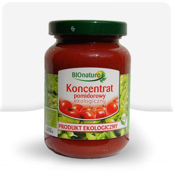 Koncentrat pomidorowy ekologiczny 190g
