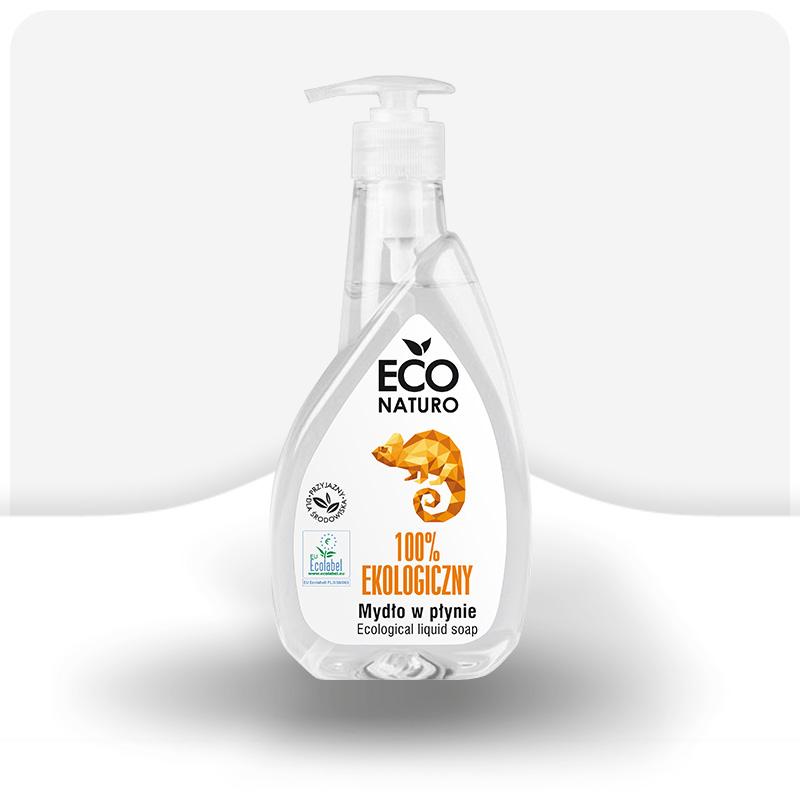 Ekologiczne mydło w płynie 400ml
