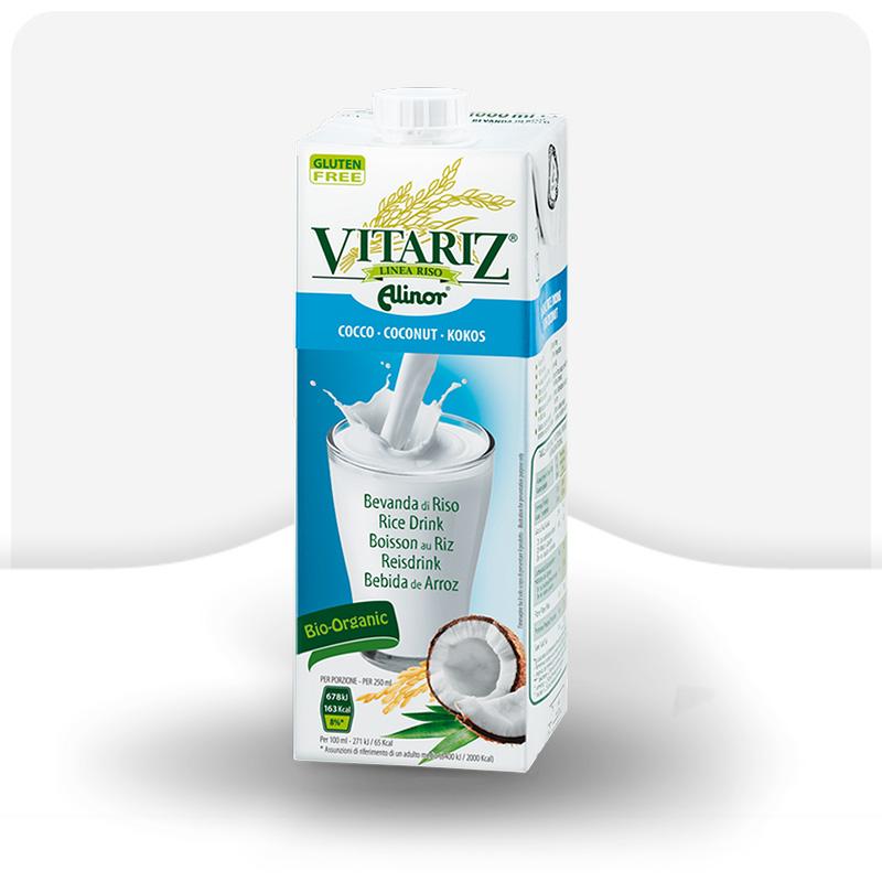 Napój ryżowy kokosowy Vitariz BIO 1L