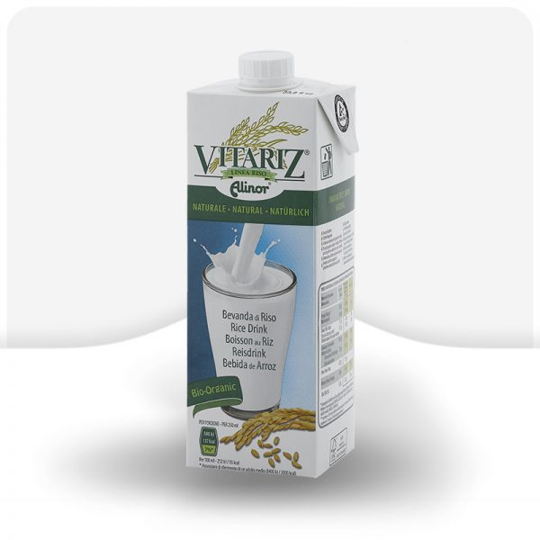 Napój ryżowy naturalny Vitariz BIO 1L