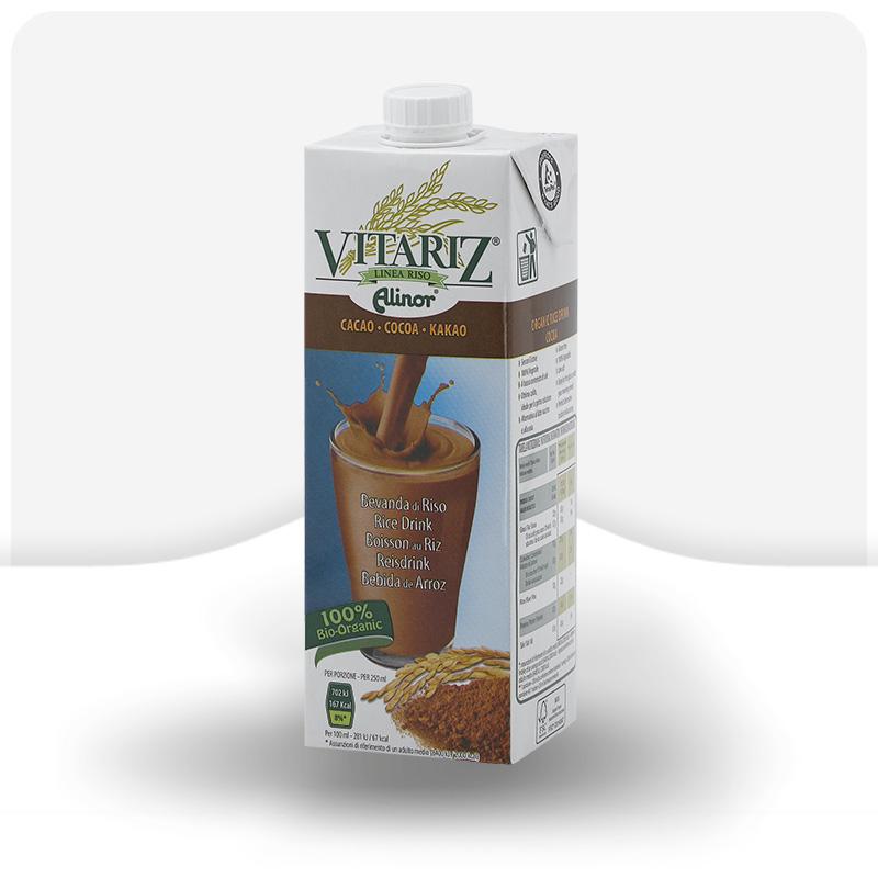 Napój ryżowy z czekoladą Vitariz BIO 1L