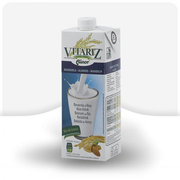 Napój ryżowy z migdałami Vitariz BIO 1L