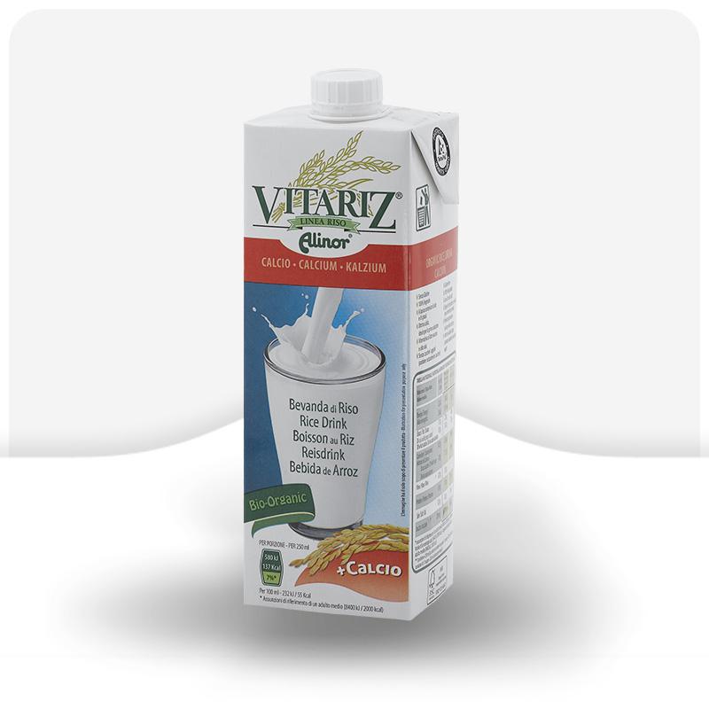 Napój ryżowy z wapniem Vitariz BIO 1L