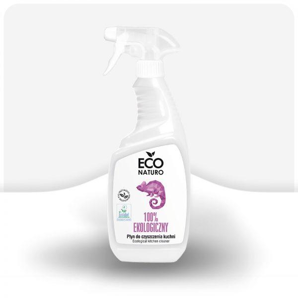 Ekologiczny płyn do czyszczenia kuchni Eco 750-ml