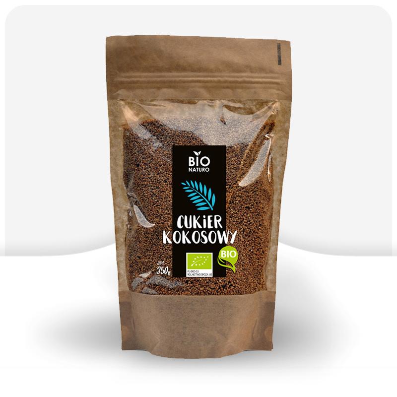 Ekologiczny cukier kokosowy bio 350g