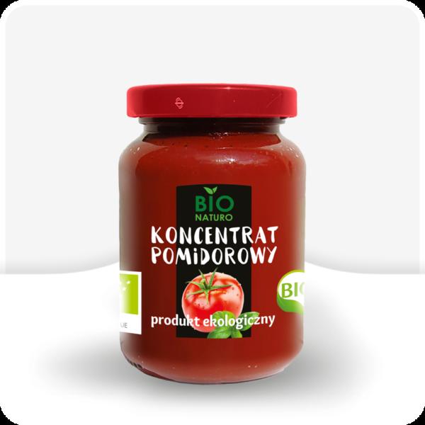Koncentrat Pomidorowy Bio Naturo