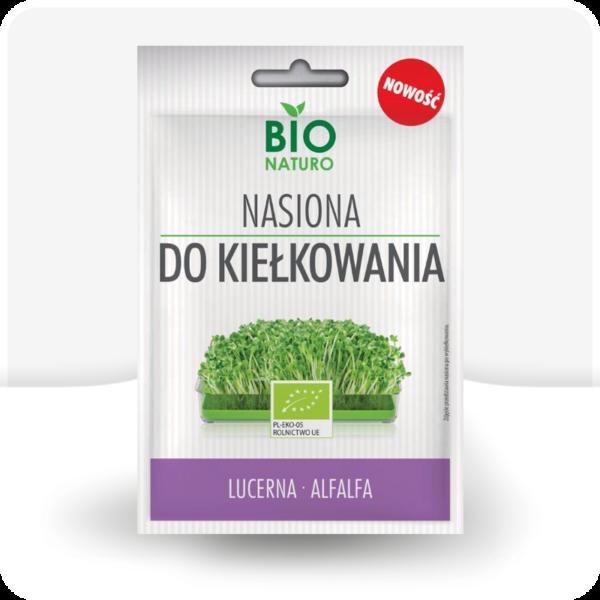Nasiona do kiełkowania Bio Naturo