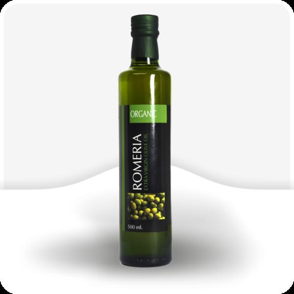 Oliwa z oliwek Organic