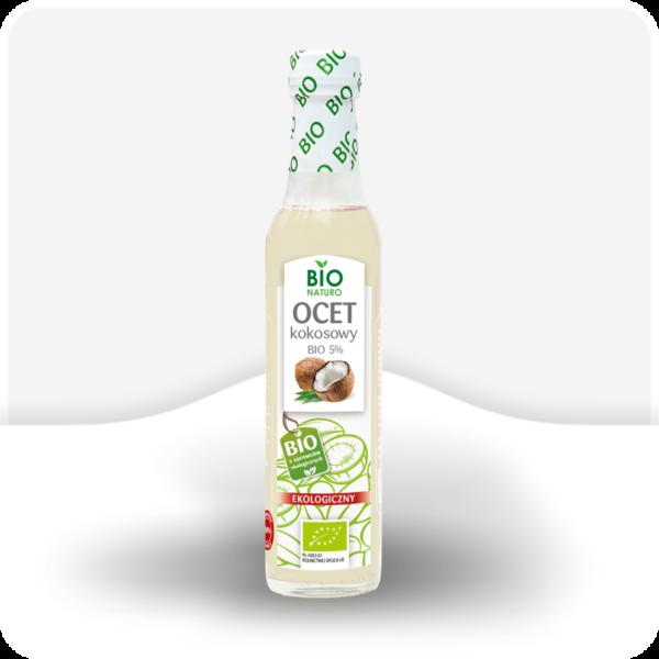Ocet kokosowy bio 5% Bio Naturo