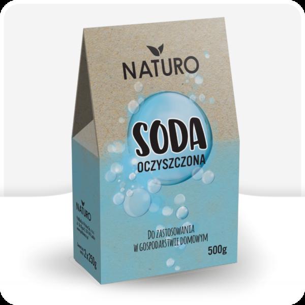 Soda oczyszczona Naturo