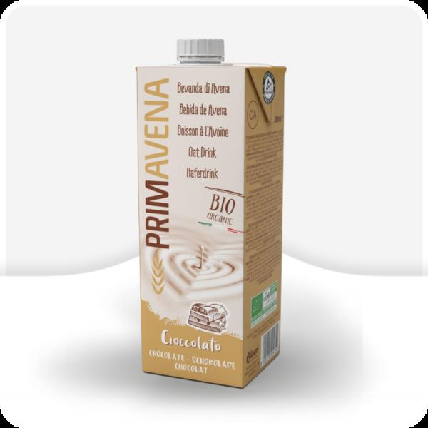 Napój mleczny bio organiczny primavena czekoladowy