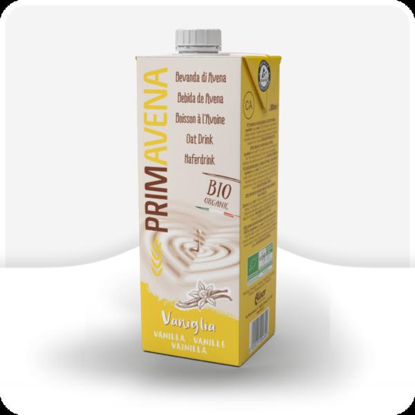 Napój mleczny bio organiczny primavena