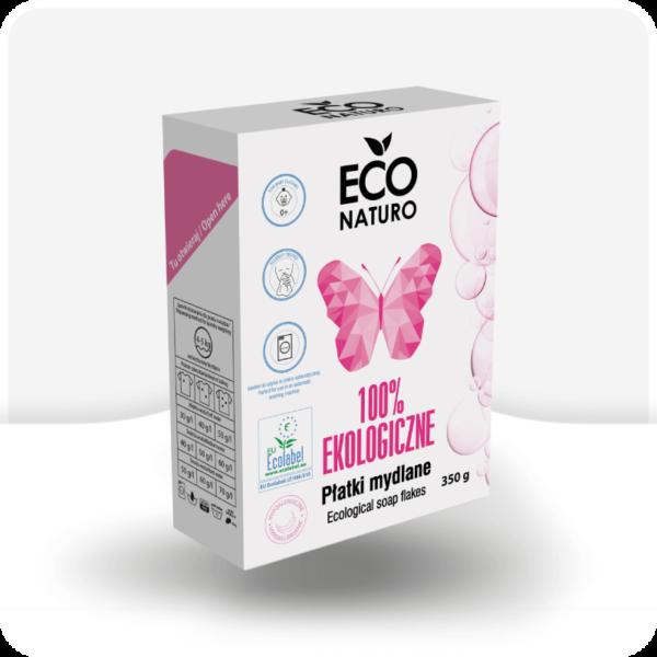 Płatki mydlane Eco Naturo