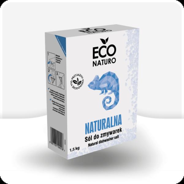 Sól do zmywarek Eco Naturo