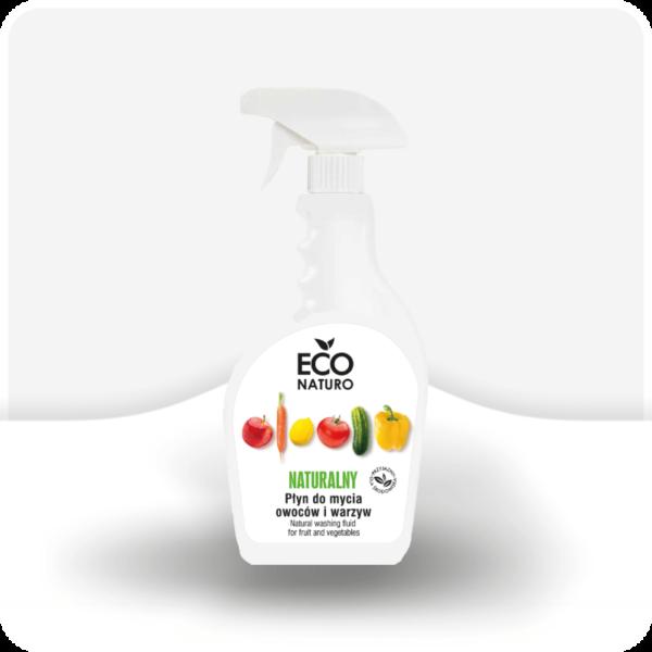 Płyn do mycia owoców i warzyw Eco Naturo