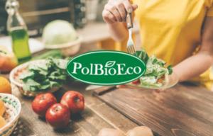 polbioeco zywnosc ekologiczna logotyp